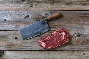 Prime Beef Steak