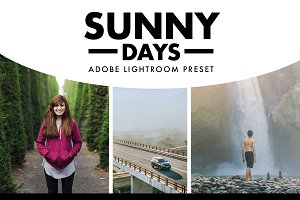 Sunny Days Lightroom Preset