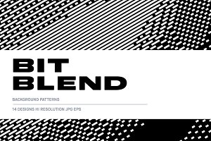Bit Blend - Patterns