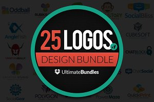 25 Logo Bundle