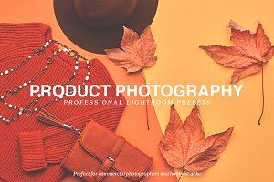 Product photography Lr Presets