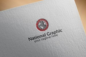 National Graphic – Logo Template