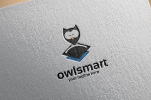 owlsmart – Logo Template