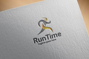 RunTime – Logo Template
