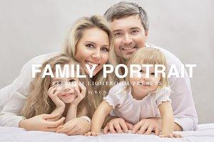 Family Portrait Lr Presets