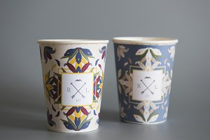 Cup mockups
