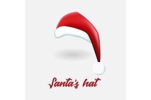 Hat of Santa Claus