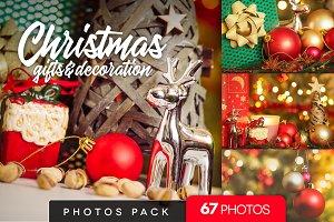 Christmas gifts & decoration /67pics