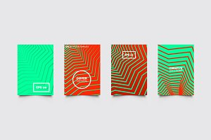 Cover Vector Patterns #127