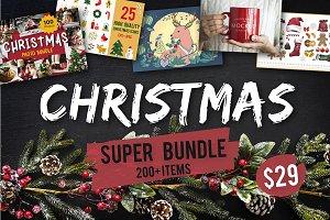 The Best Christmas Mega Bundle
