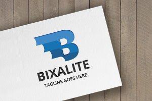 Bixalite Letter B Logo