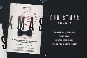 Christmas Poster and Flyer