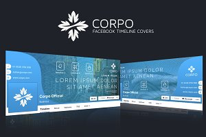 CORPO - Facebook Timeline Covers