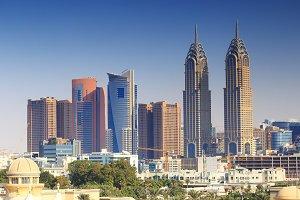 Dubai business centre