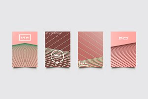 Cover Vector Patterns #175