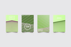 Cover Vector Patterns #177
