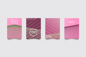 Cover Vector Patterns #179