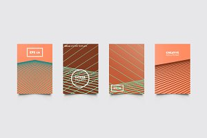 Cover Vector Patterns #180