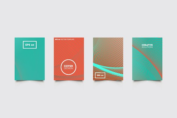 Cover Vector Patterns #188