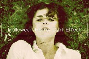 Halloween Horror Dark Effect