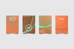 Cover Vector Patterns #200