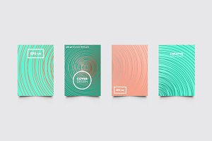 Cover Vector Patterns #214