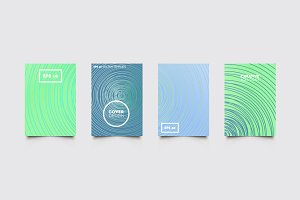 Cover Vector Patterns #217