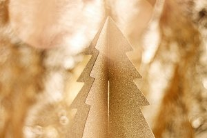 Beautiful stylish Christmas decorations