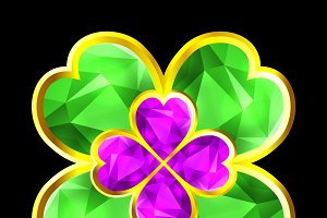 Icon of Crystal Clover.