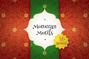 Moroccan Motifs Vol. 3