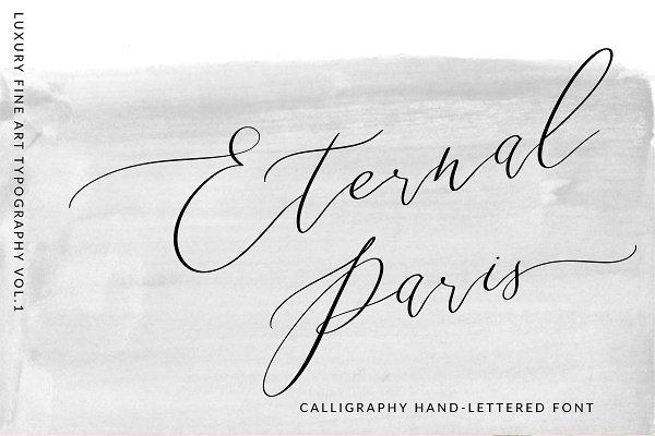 Eternal Paris Script