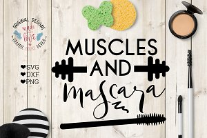 Muscles and Mascara Cutting File