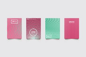 Cover Vector Patterns #238
