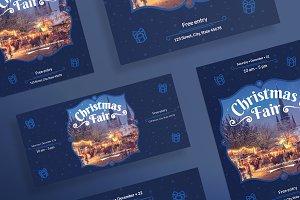 Flyers | Christmas Fair
