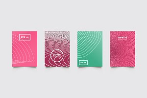 Cover Vector Patterns #248