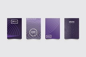 Cover Vector Patterns #249