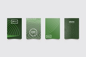 Cover Vector Patterns #250