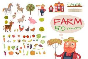 Farm 50 elements
