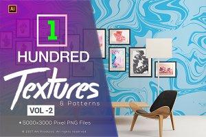 Texture & Pattern Vol - 2
