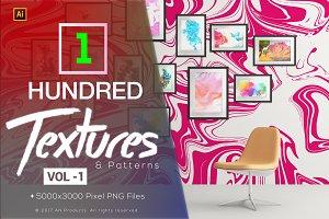Texture & Pattern Vol - 1