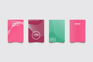 Cover Vector Patterns #278