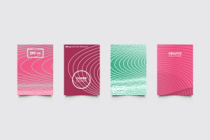 Cover Vector Patterns #288