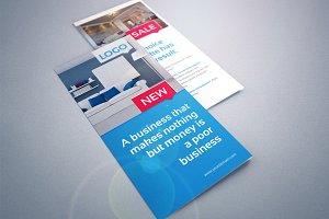 Interior Brochure tri fold -nex #004