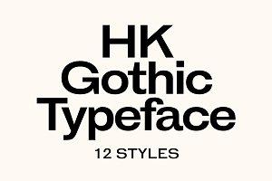 HK Gothic
