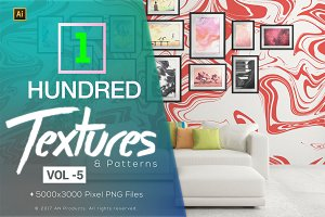 Texture & Pattern Vol - 5