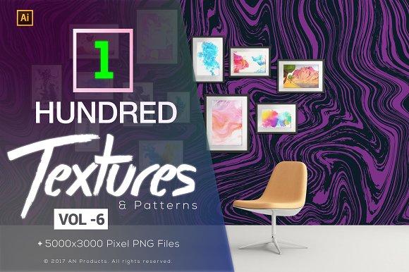 Texture & Pattern Vol - 6
