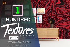 Texture & Pattern Vol - 7