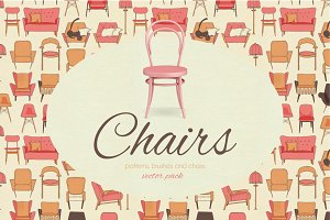 Chairs Vector Pack