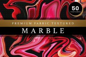 50 Premium Fabric Marble Textures