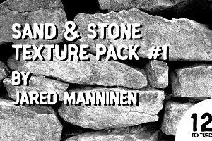 Sand & Stone Texture Pack #1